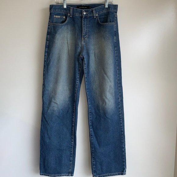Calvin Klein Jeans, Straight Leg, Men's Sz 32 x 32